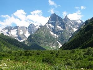 Путешествие по Приэльбрусью и Северной Осетии